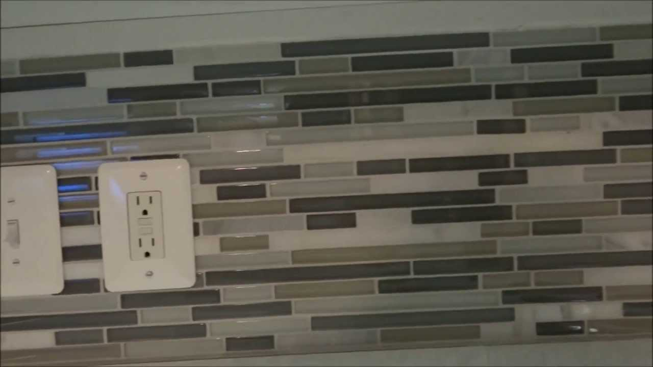 Free Download Tile Backsplash How To Install Menards Youtube