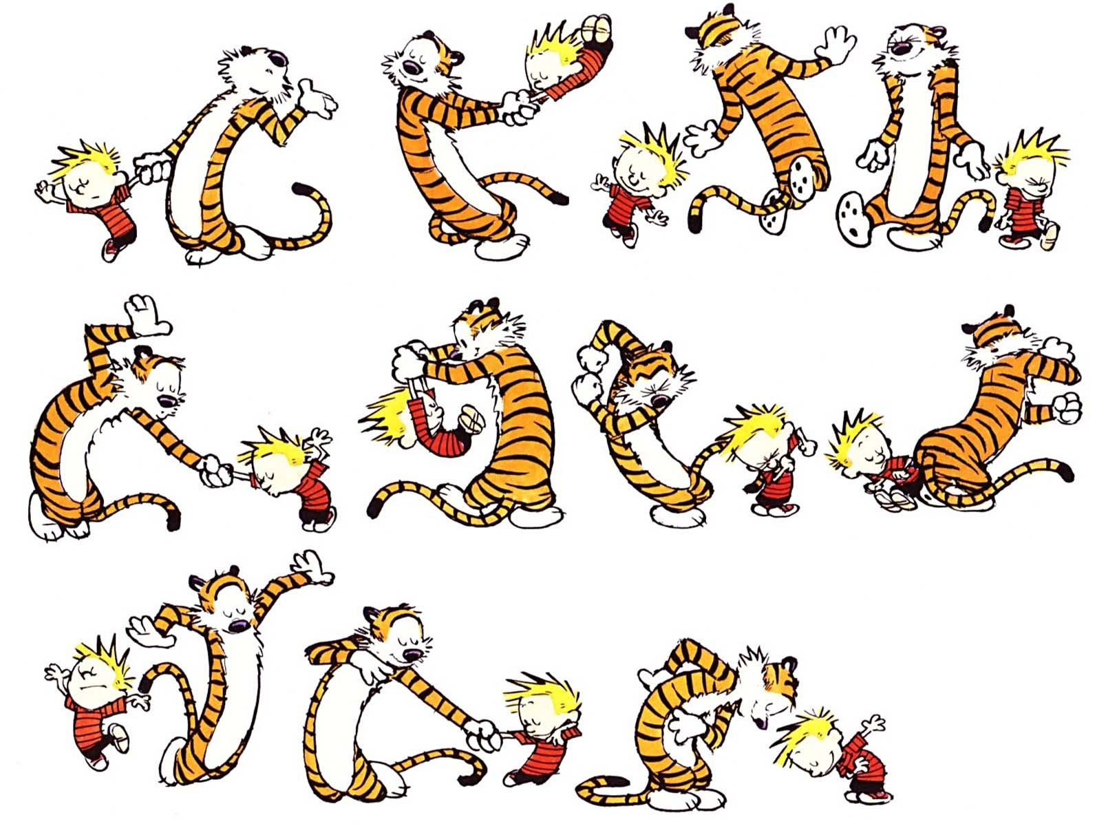 Calvin and Hobbes Pictures and HD Wallpapers 1623x1200