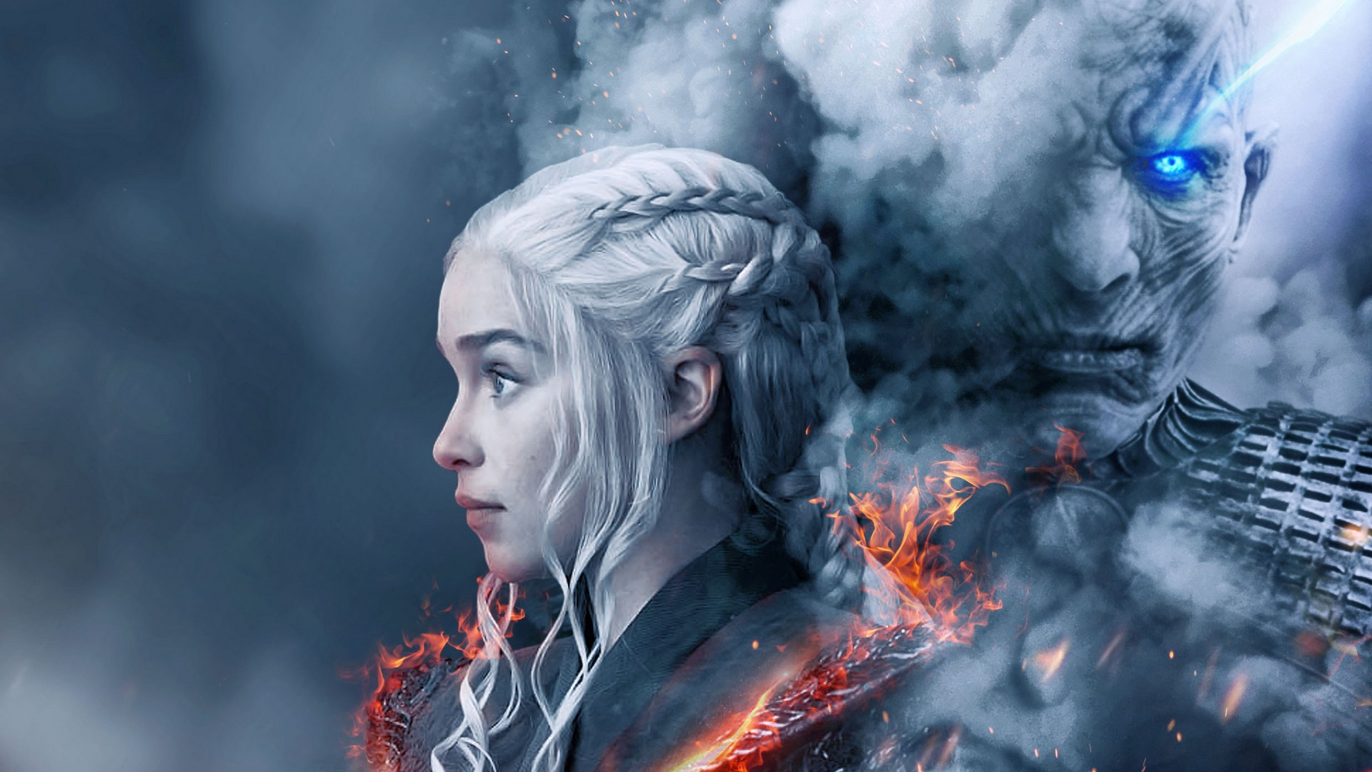 Game of Thrones 8 Season Movies Wallpaper HD 2020 Movie Poster 1920x1080