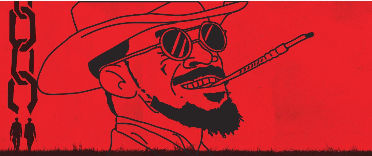 download DJango Wallpapers [1215x511] for your Desktop 1215x511