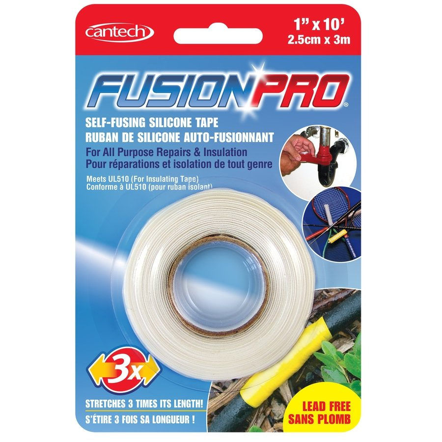 FusionPro 25mm x 3m Self Fusing Silicone Tape Lowes Canada 900x900