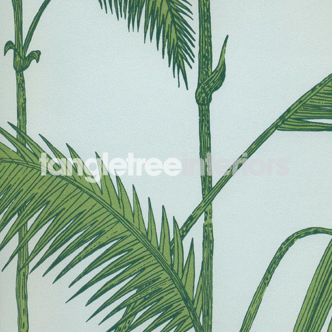 Tropical Leaf Wallpaper 660x660
