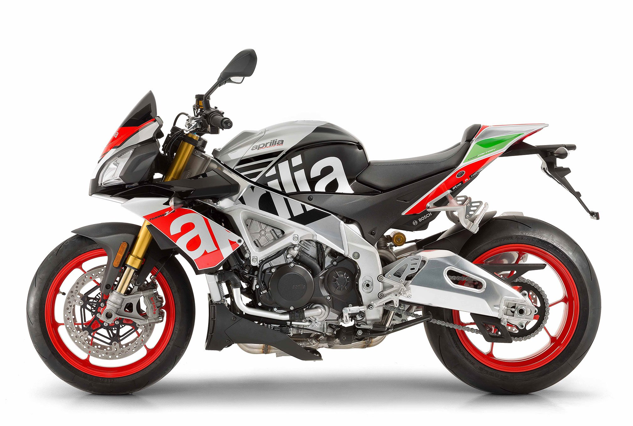 2 Aprilia Tuono V4 1100 Factory HD Wallpapers Background Images 2017x1357