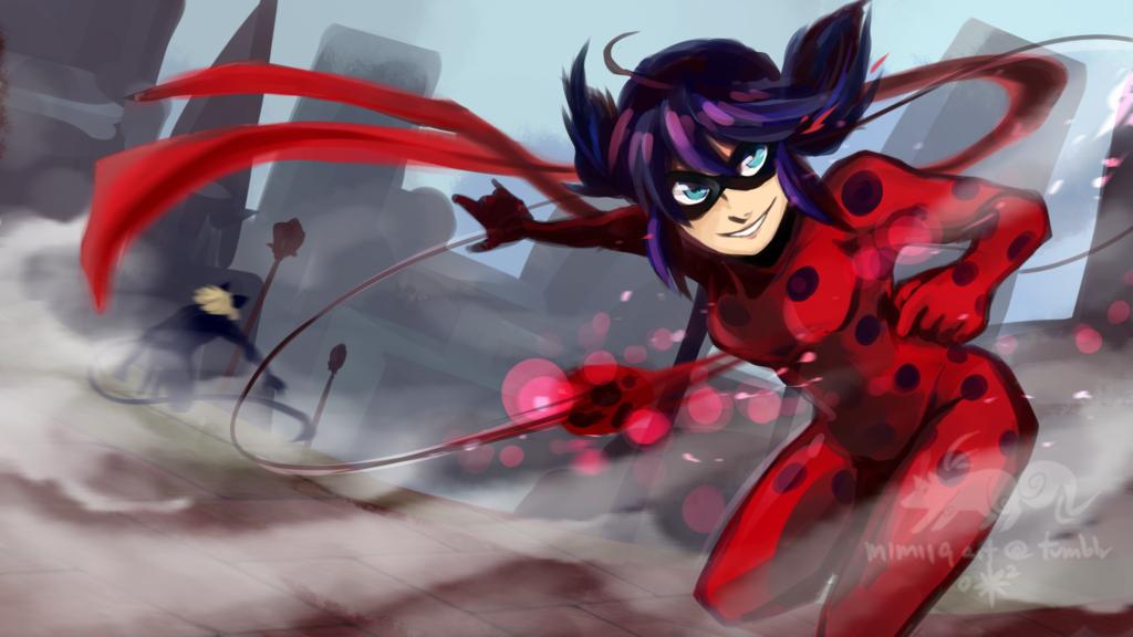 Miraculous lady bug   Lady Bug by crazyfoxmimi 1024x576