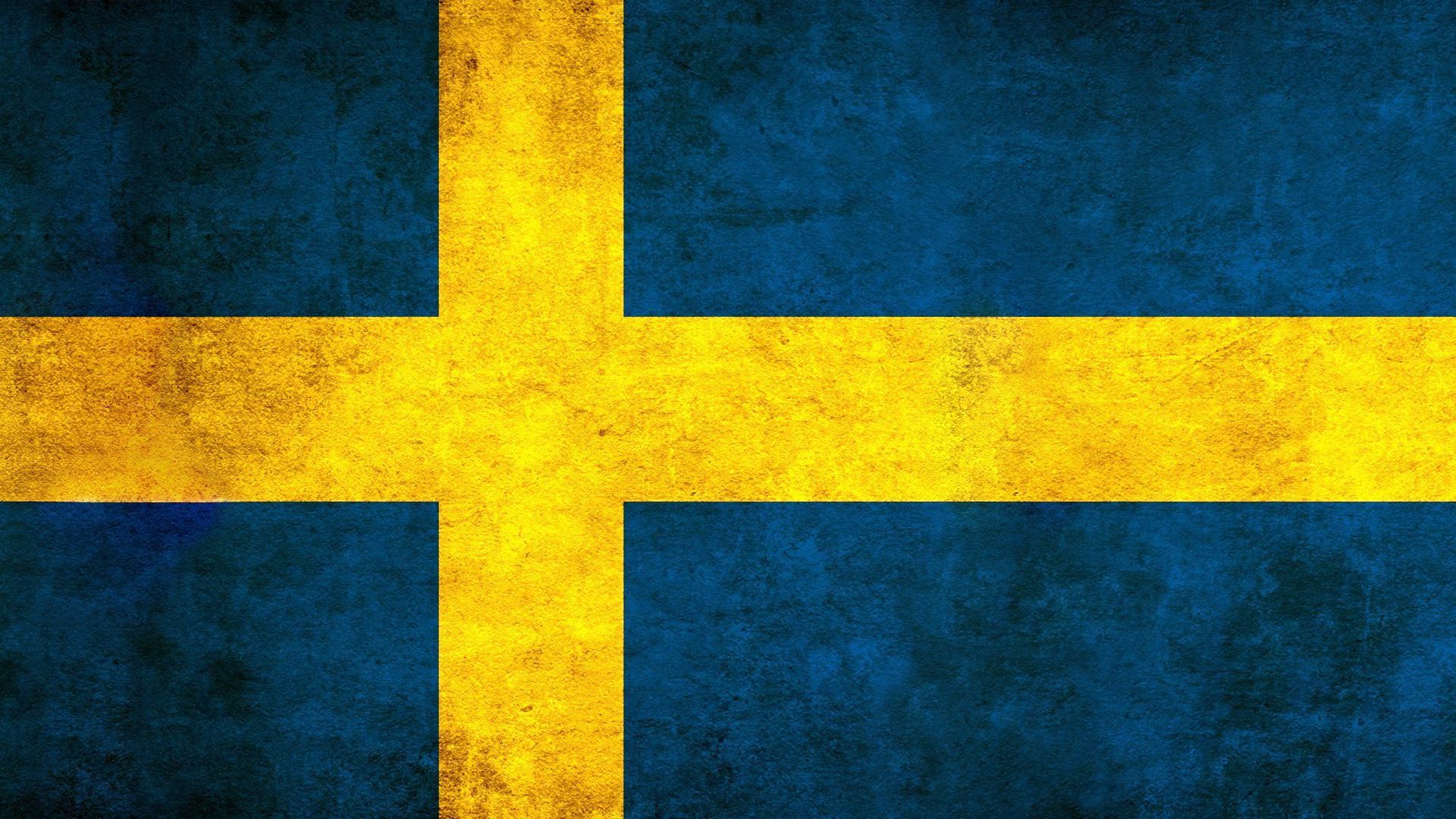 Flag Of Sweden HD Wallpaper Background Image 1920x1080 ID 1920x1080