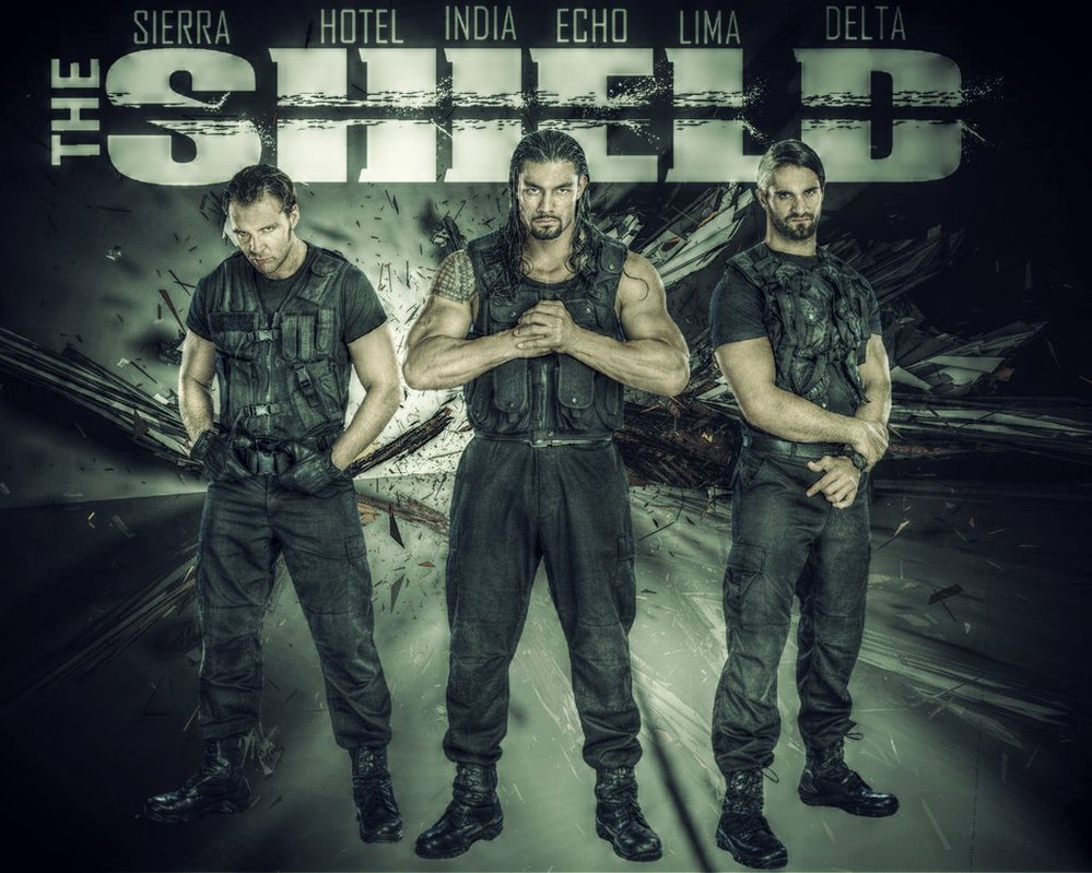 The Shield Wallpaper vol1 by SameerDesigns 999x799
