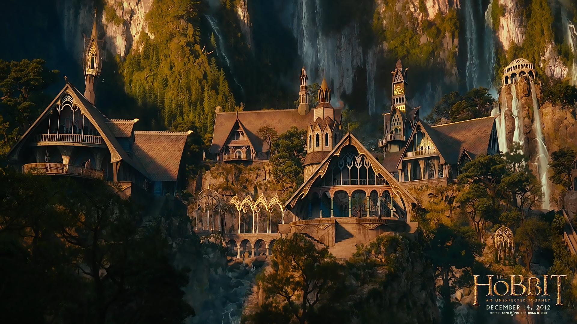 Rivendell Hobbit wallpaper 225912 1920x1080