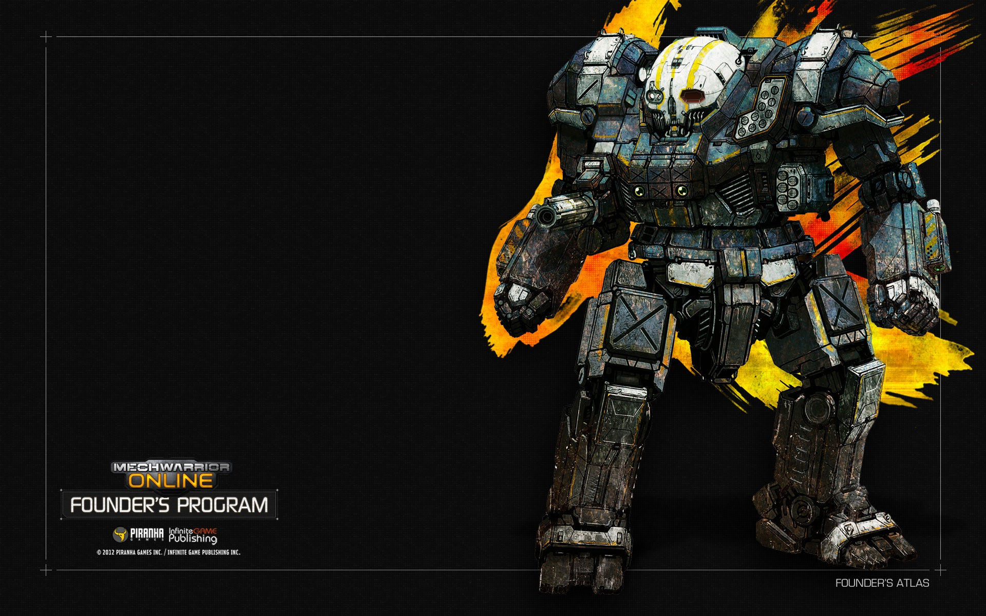 video games mechwarrior online wallpaper 1920 x 1200 Wallpaper 1920x1200
