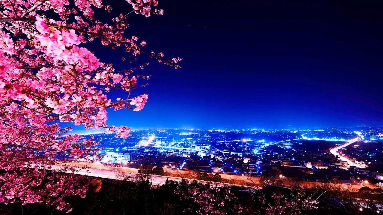 Spring in Asia Wallpaper 1280x720