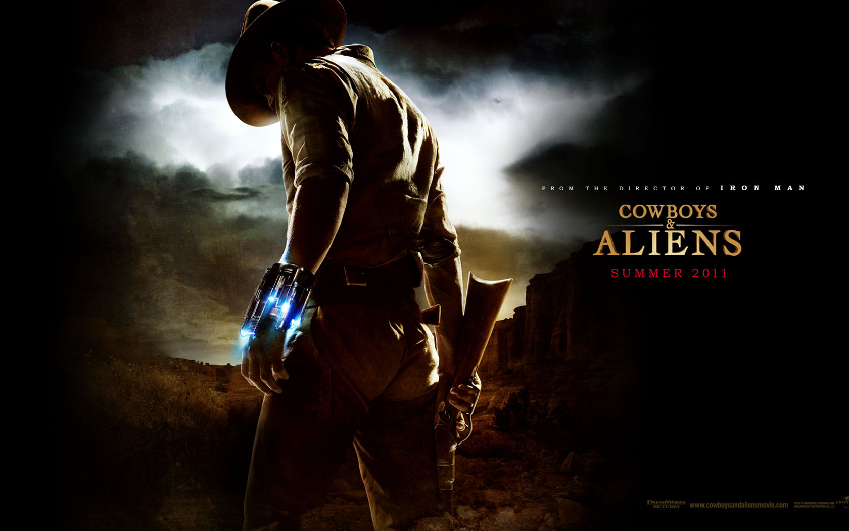 2011 Cowboys and Aliens Wallpapers HD Wallpapers 1680x1050