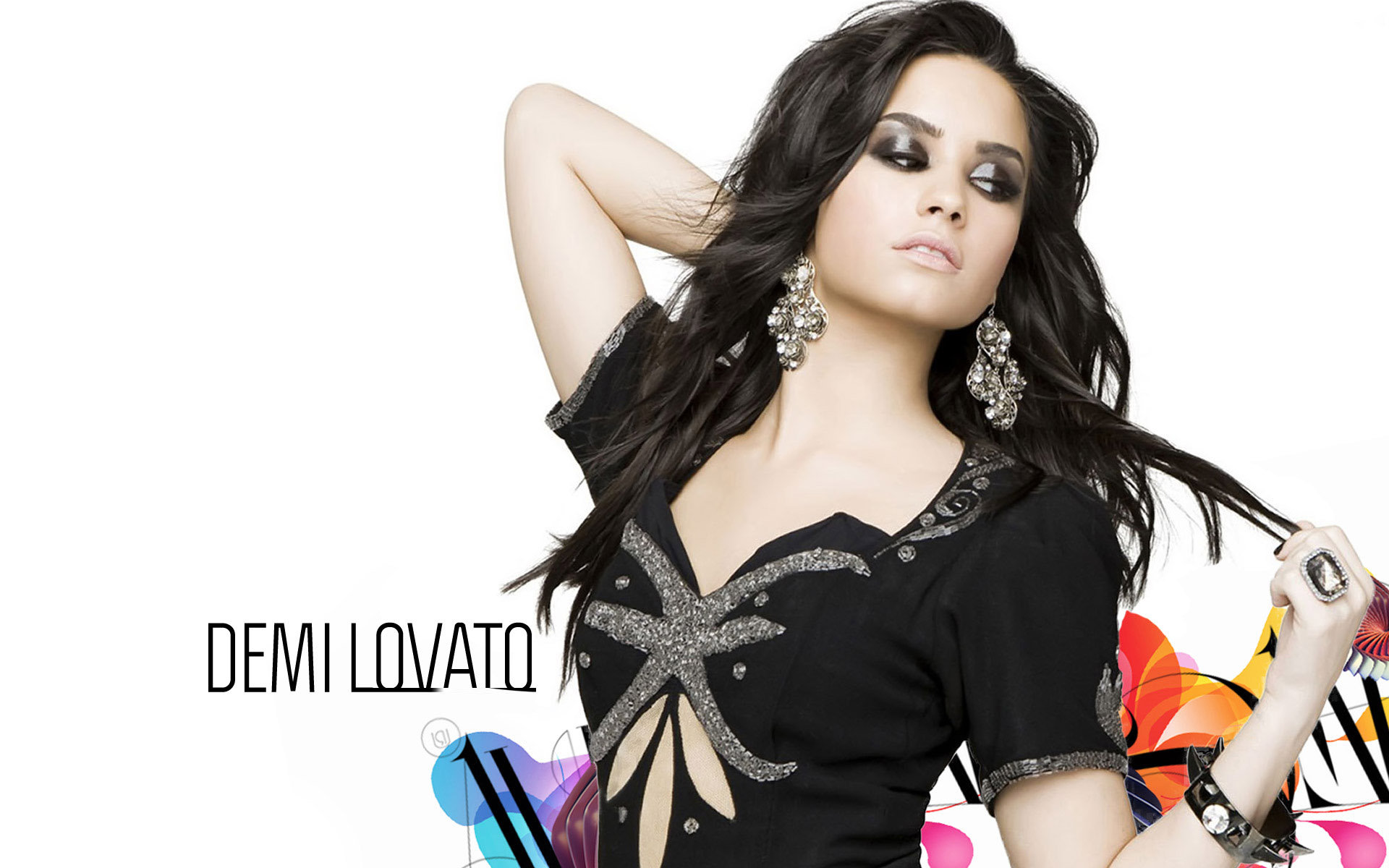 Best Demi Lovato Background   Wallpaper High Definition 1920x1200