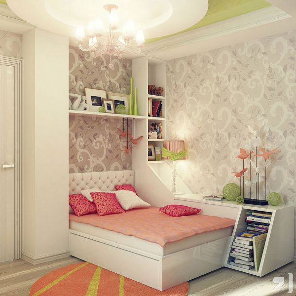Space bedroom wallpaper 2015 2016 Fashion Trends 2015 2016 600x600