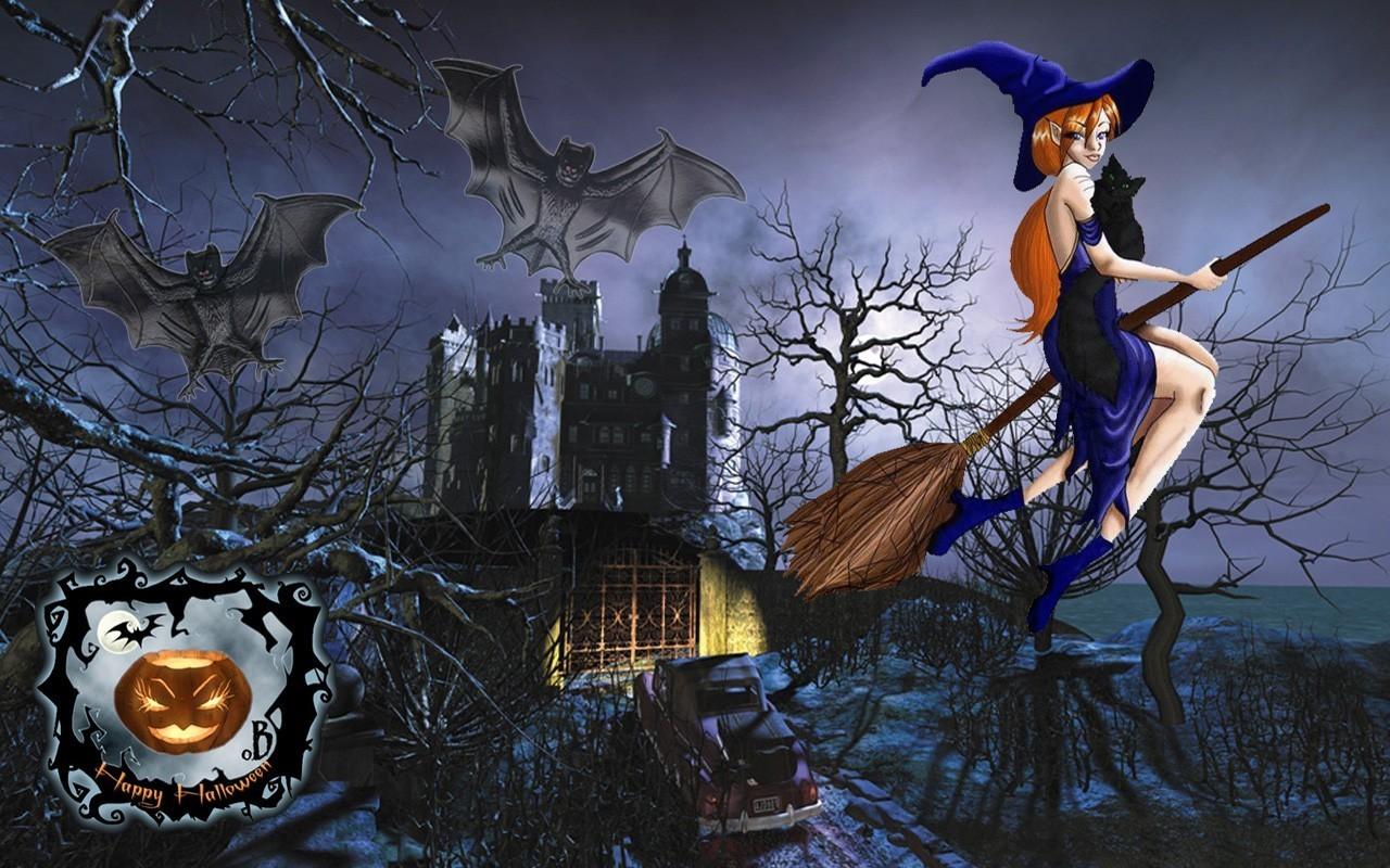 HALLOWEEN wallpapers   Halloween wallpaper 1280x800