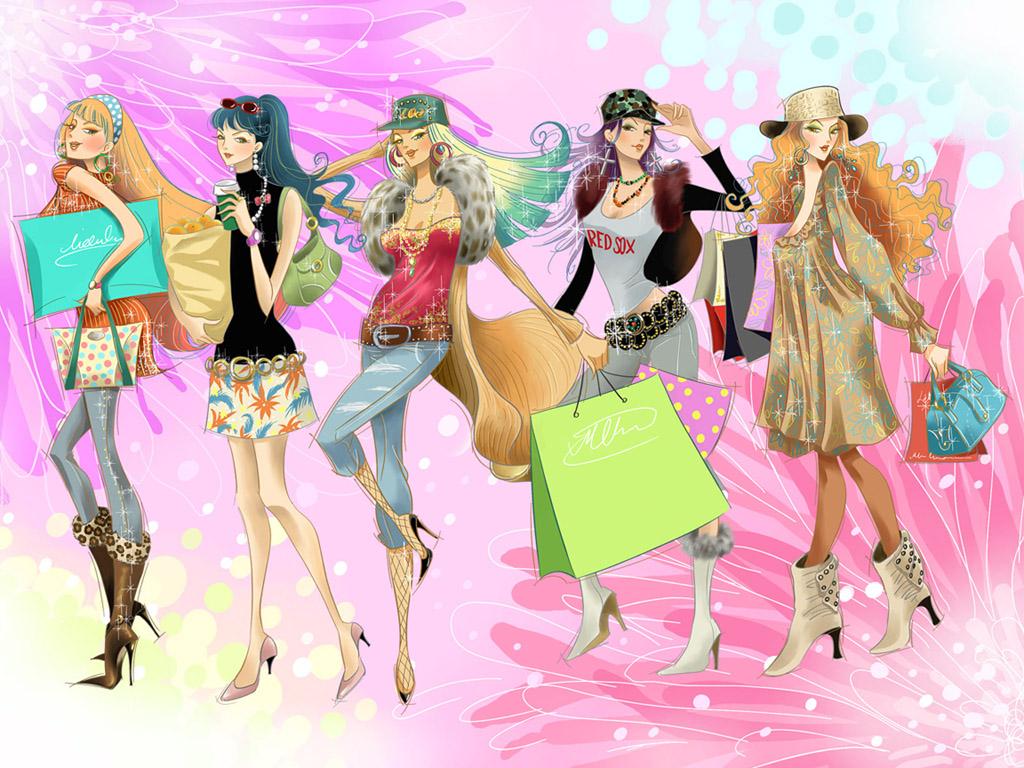 Fashion HD Wallpaper