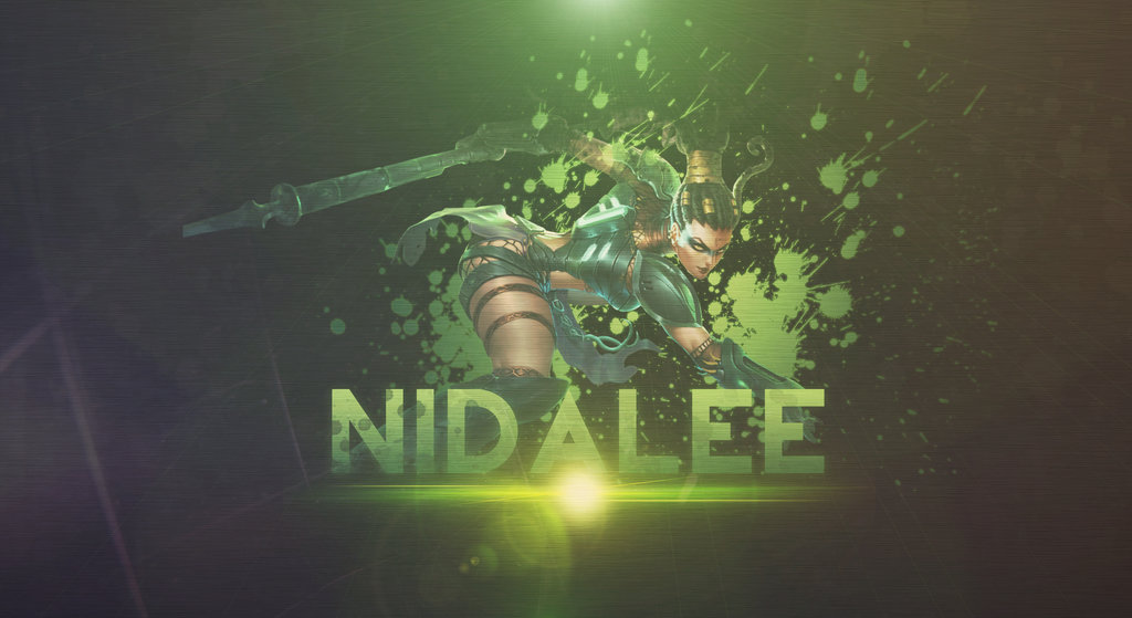 Nidalee Wallpaper by KongGeorg 1024x559