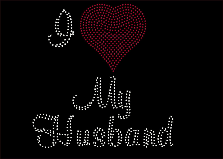 I Love My Husband Wallpaper 1500x1071