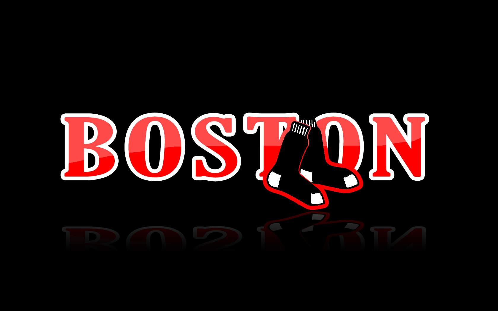 Boston Red Sox Logo Wallpapers 1680x1050