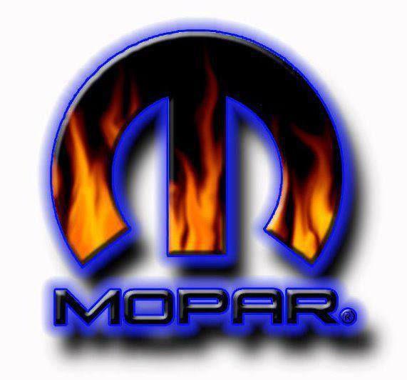 Mopar Logo 571x532
