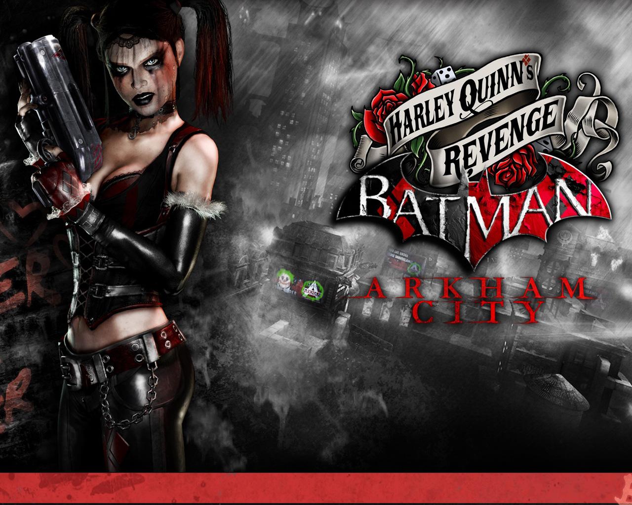 Batman Arkham City Wallpaper in 1280x1024 1280x1024
