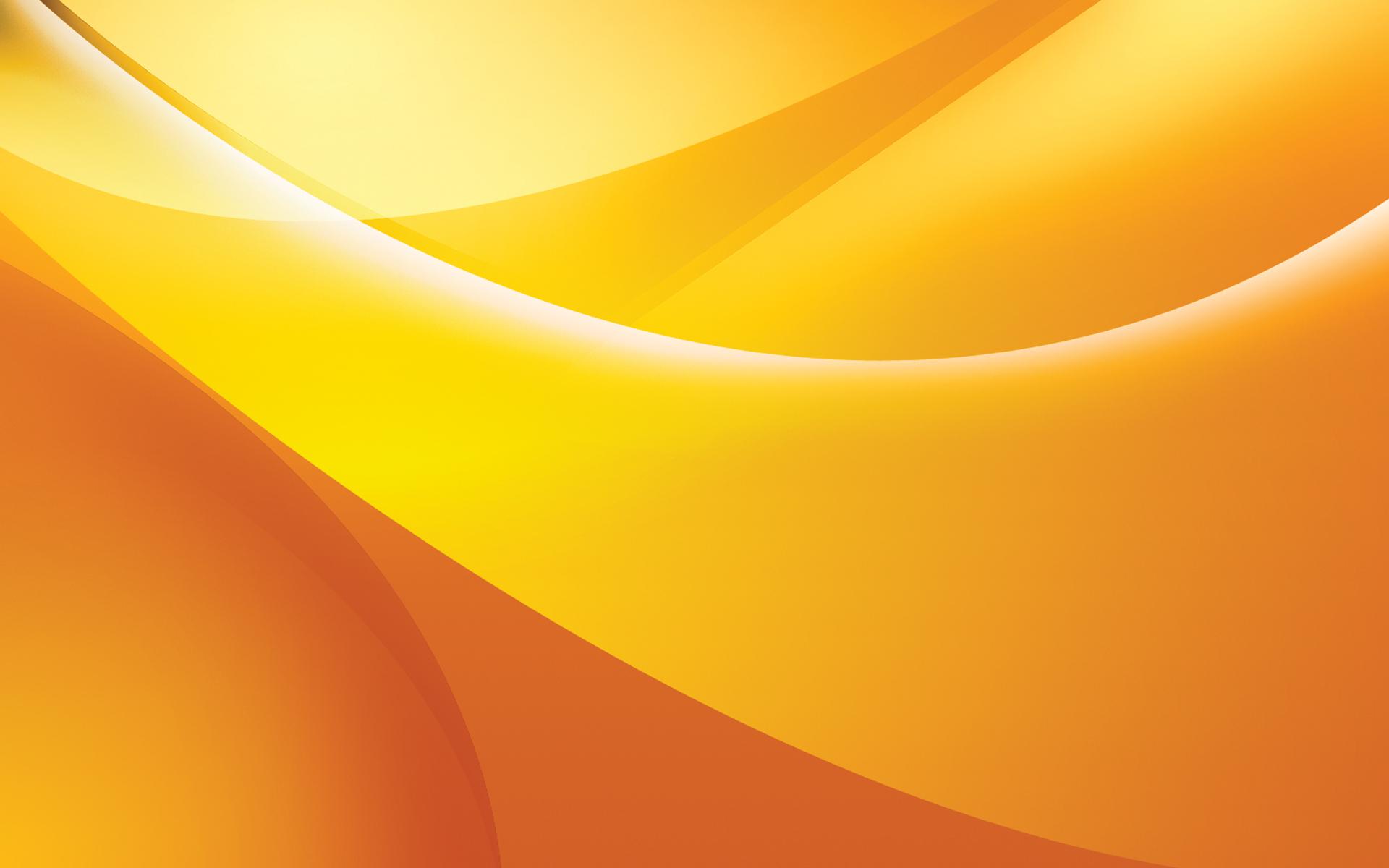 Orange curve wallpaper Wallpaper Wide HD 1920x1200