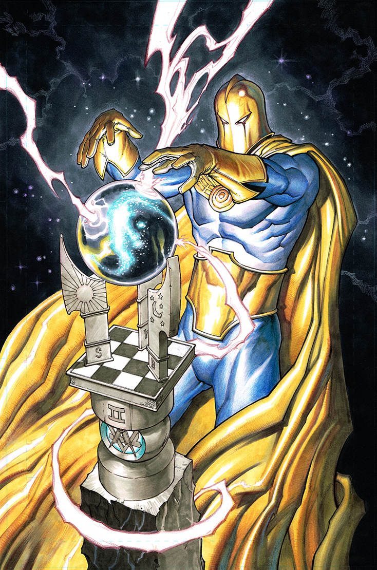 Doctor Fate Appreciation Thread and his 74th Birthday 734x1110
