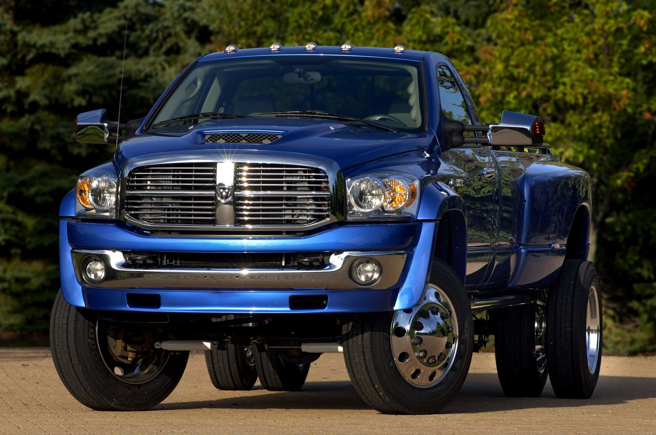 Dodge Pickup Trucks >> 45 Dodge Ram Truck Wallpaper On Wallpapersafari