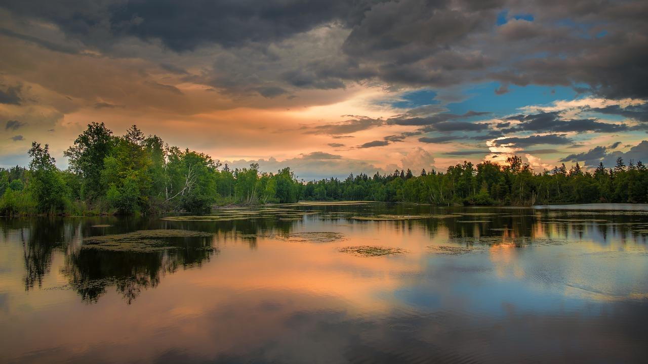 Landscapenaturebackgrounddesktop backgroundlake   photo 1280x720