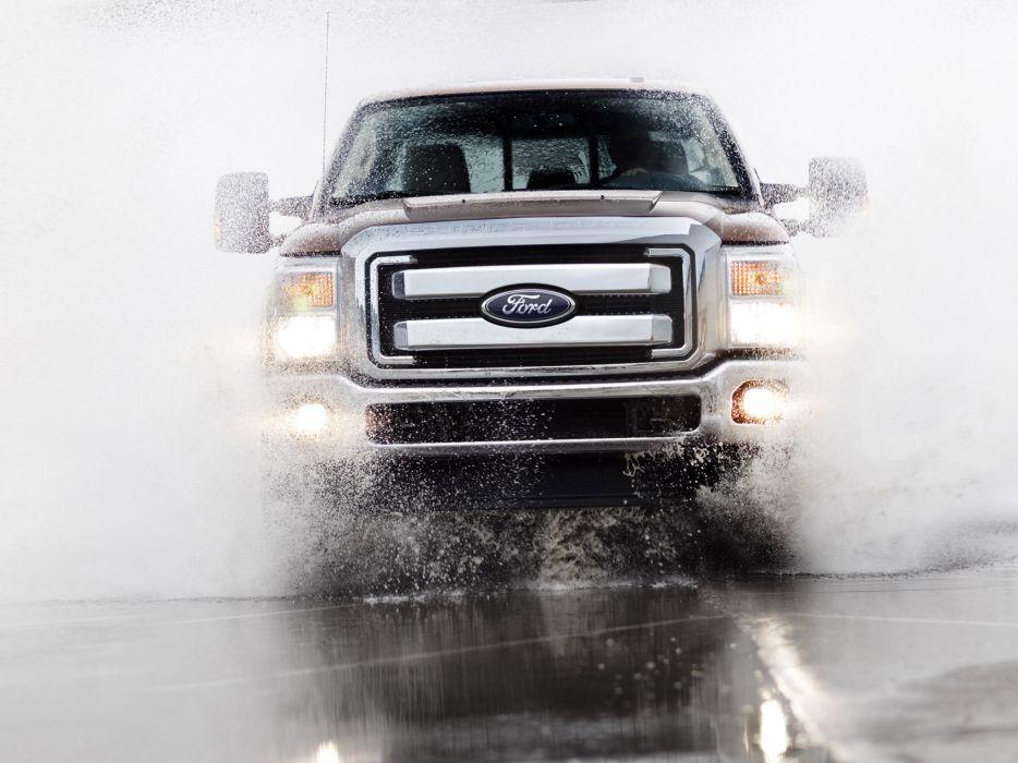 2010 Ford F 250 SuperDuty truck 4x4 g wallpaper 2048x1536 934x700