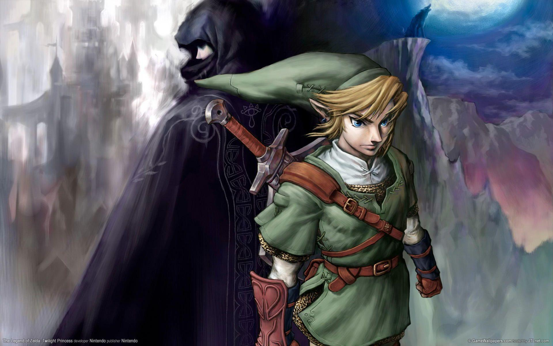 The Legend Of Zelda Twilight Princess Wallpapers 1920x1200