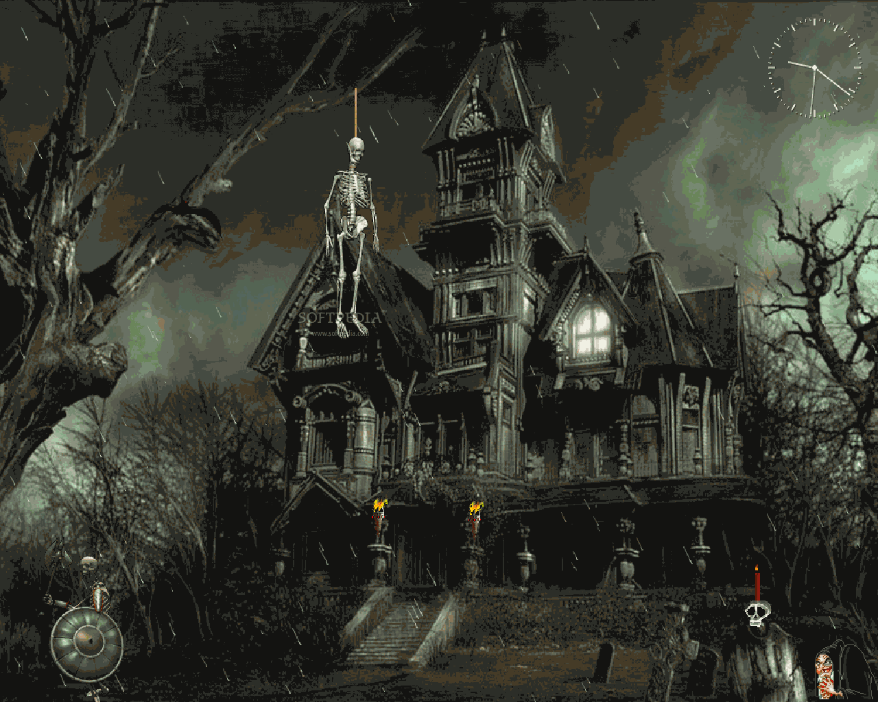 Horror Movies Wallpaper   Image Wallpapers 1280x1024