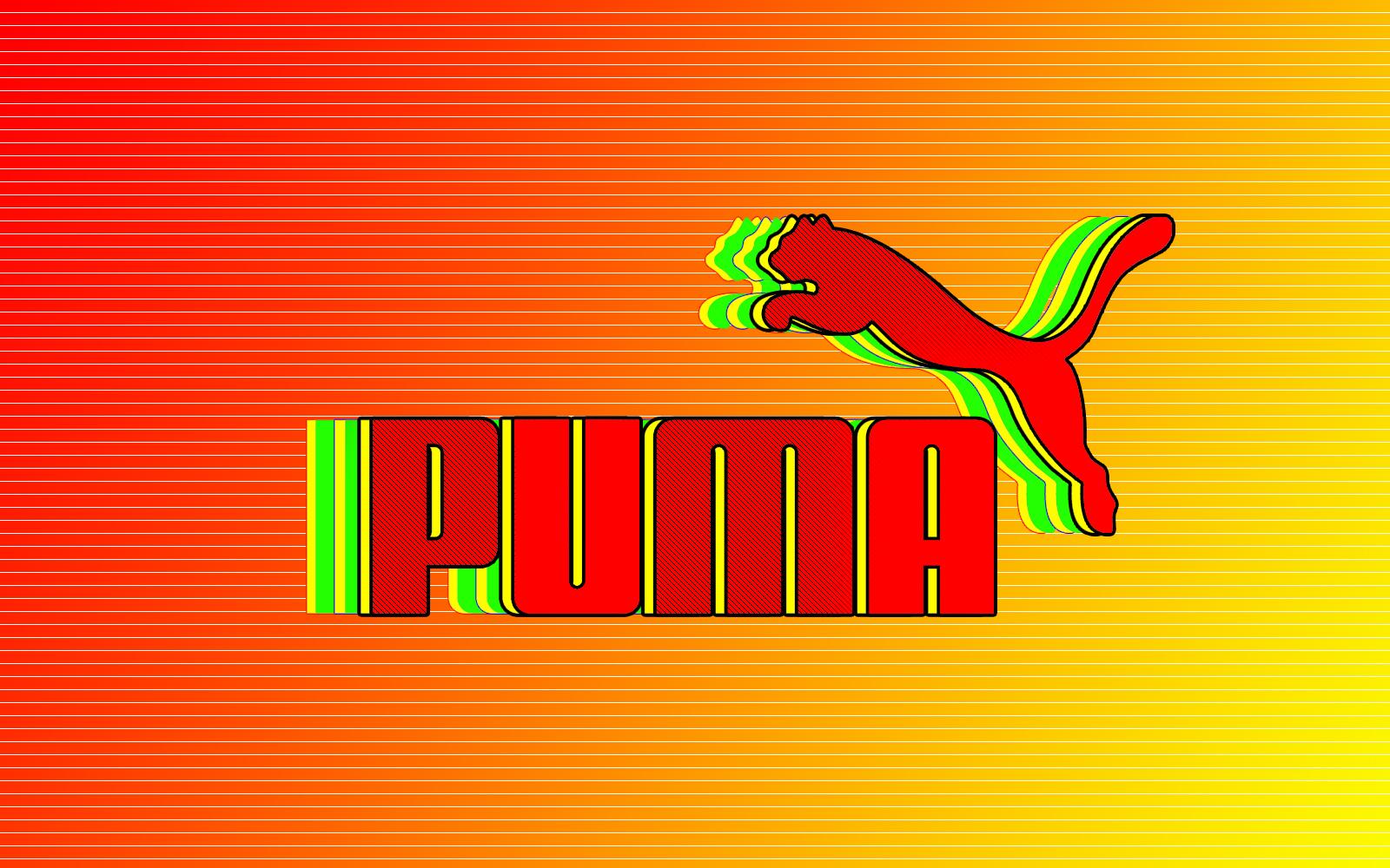 puma logo by wytzelangen designs interfaces logos logotypes 2008 2015 1600x1000