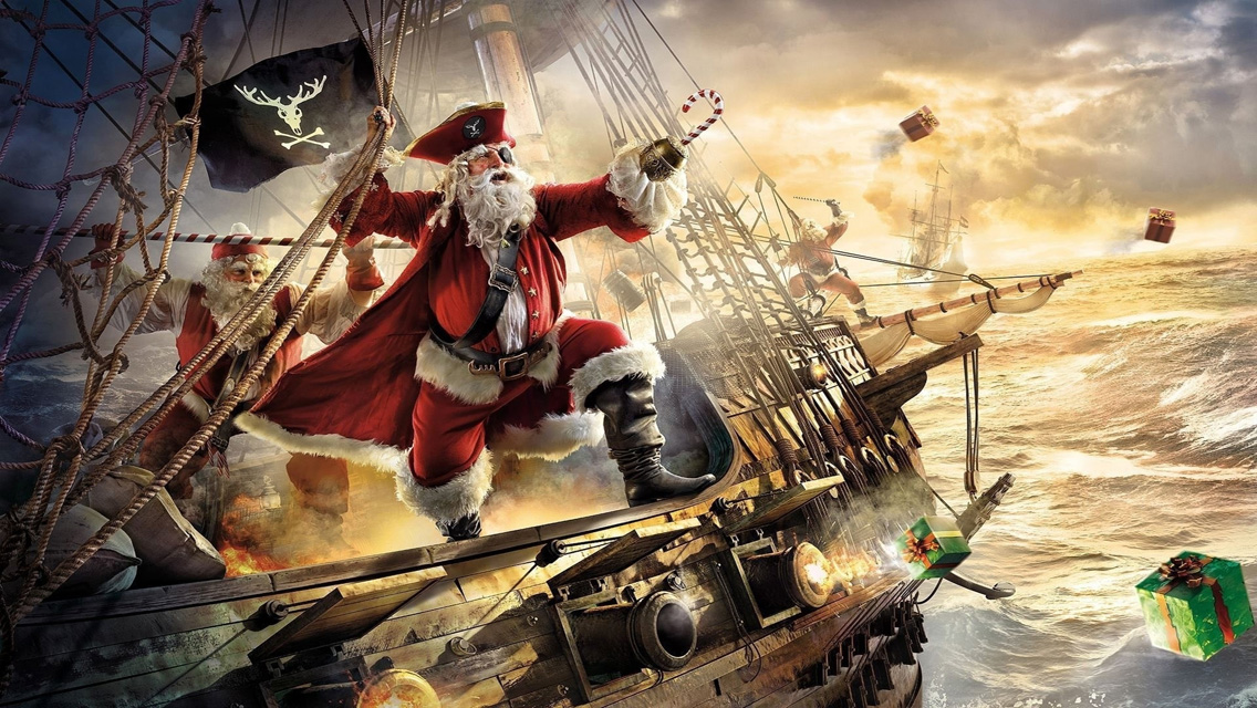 Funny Christmas HD Wallpapers for iPhone iPhone Wallpapers Site 1136x640