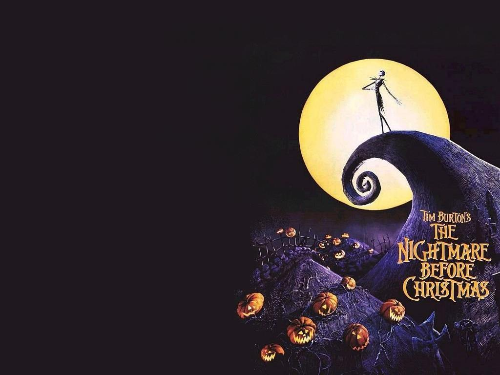 Nightmare Before Christmas Hd Wallpaper.75 The Nightmare Before Christmas Wallpapers On