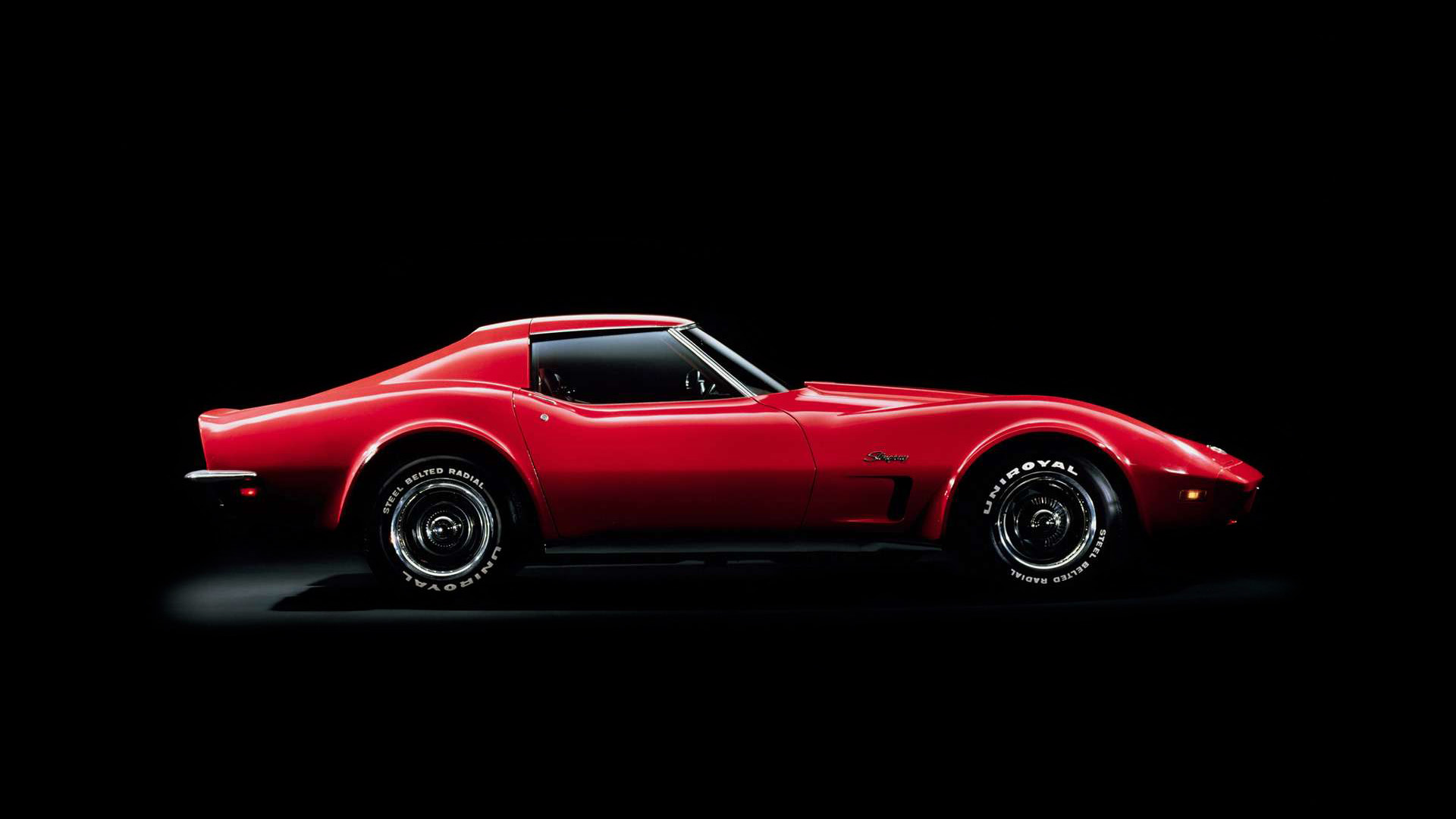 Corvette Stingray 1969 >> C3 Corvette Wallpaper - WallpaperSafari