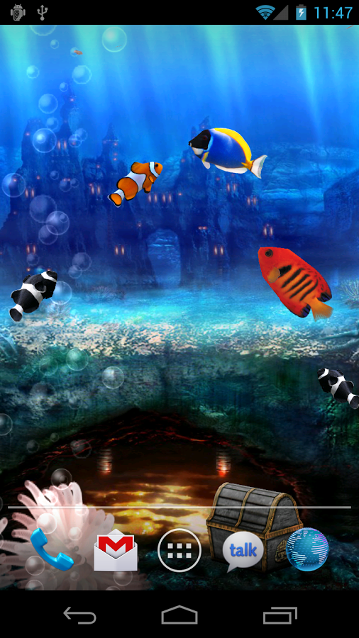 Aquarium Live Wallpaper   Android Apps on Google Play 506x900