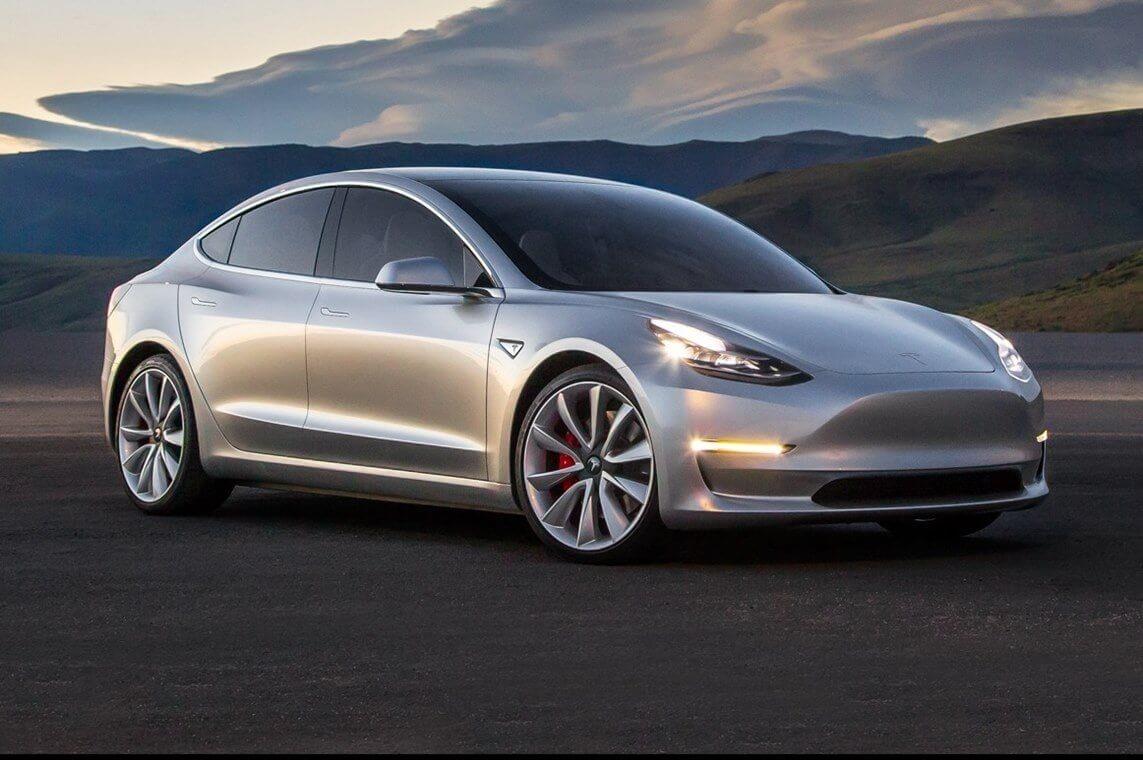 Free Download 2019 Tesla Model 3 Tail Light Hd Wallpapers