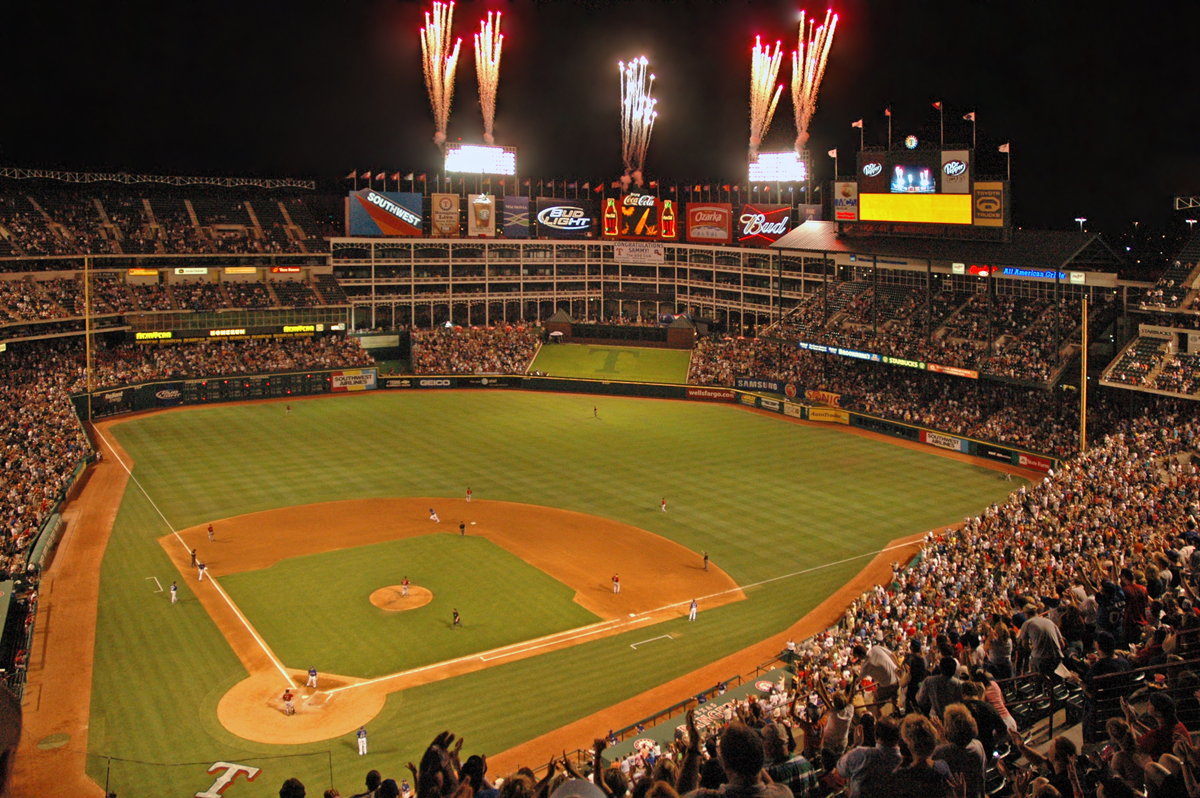Top Ten Favorite MLB Stadiums The Hot Corner 1200x798