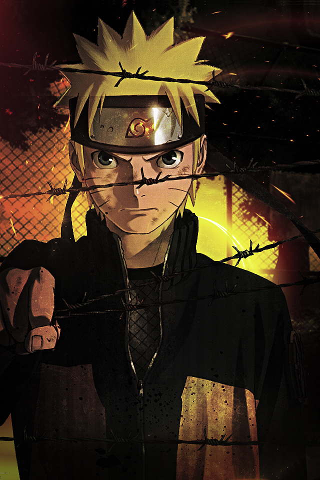 Naruto Iphone Wallpaper by MD3 Designs on deviantART iPhone 640x960