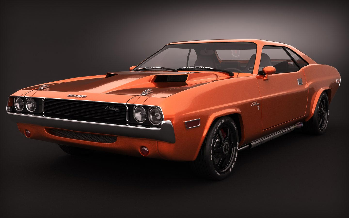 classic muscle cars old american