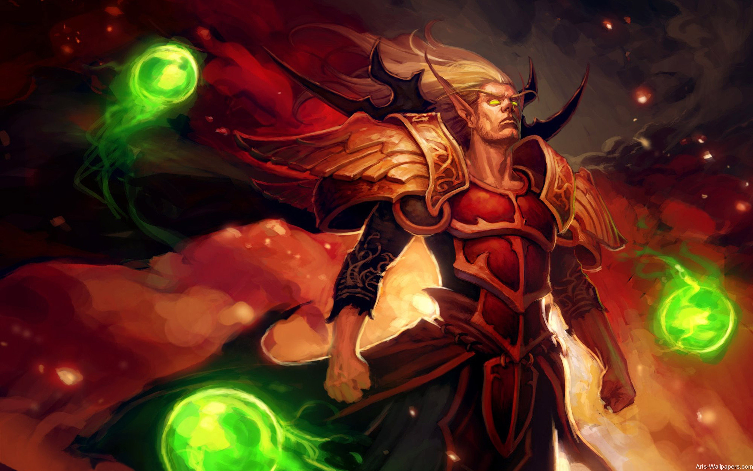 World of Warcraft HD Wallpapers 2560 x 1600 2560x1600