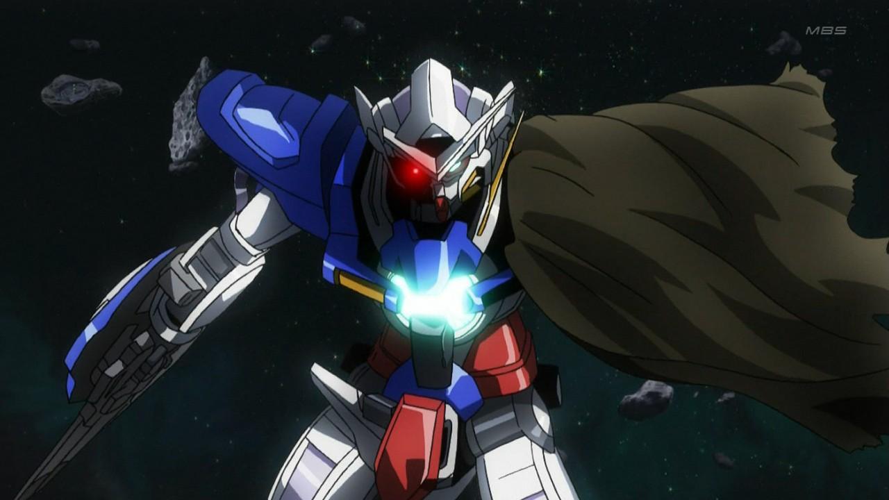 GN 001 Gundam Exia animemanga thing 1280x720