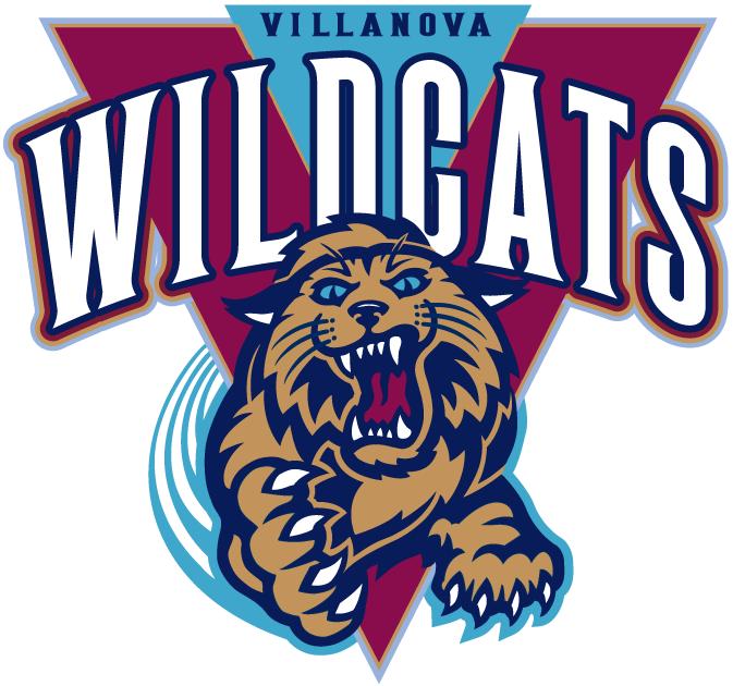 Villanova Wildcats Villanova University Logopng 673x630