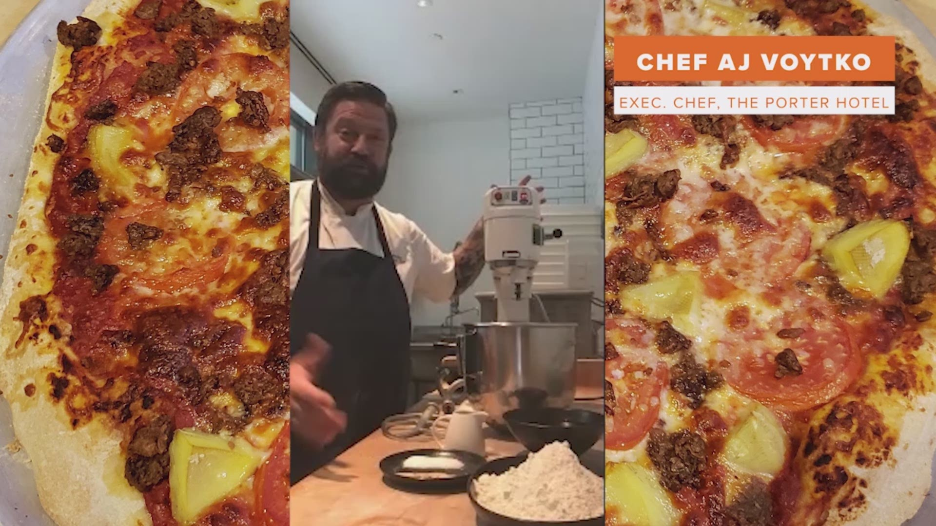 How to make pizza dough at home during the pandemic kgwcom 1920x1080