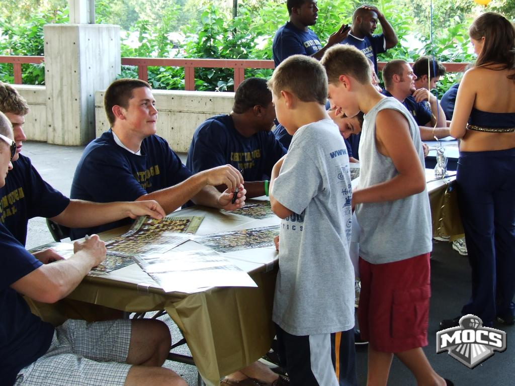 Chattanooga Athletics   Footballs Meet the Mocs Day Fun For All 1024x768