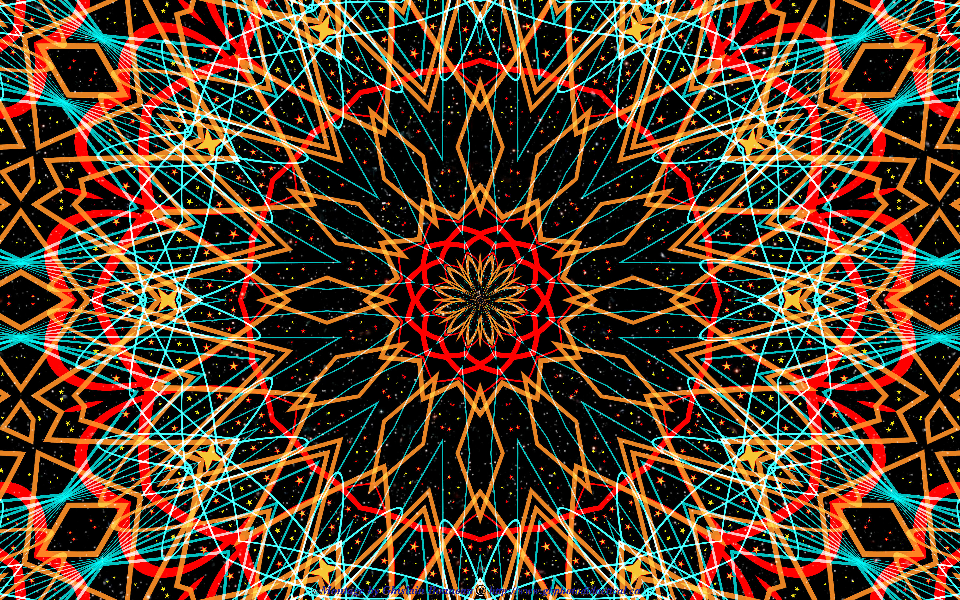 Free Download Free Wallpaper Psychedelic Kaleidoscope 29