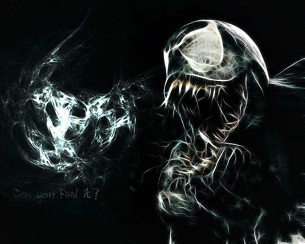 Ultimate Spiderman Venom Wallpaper 1024x819