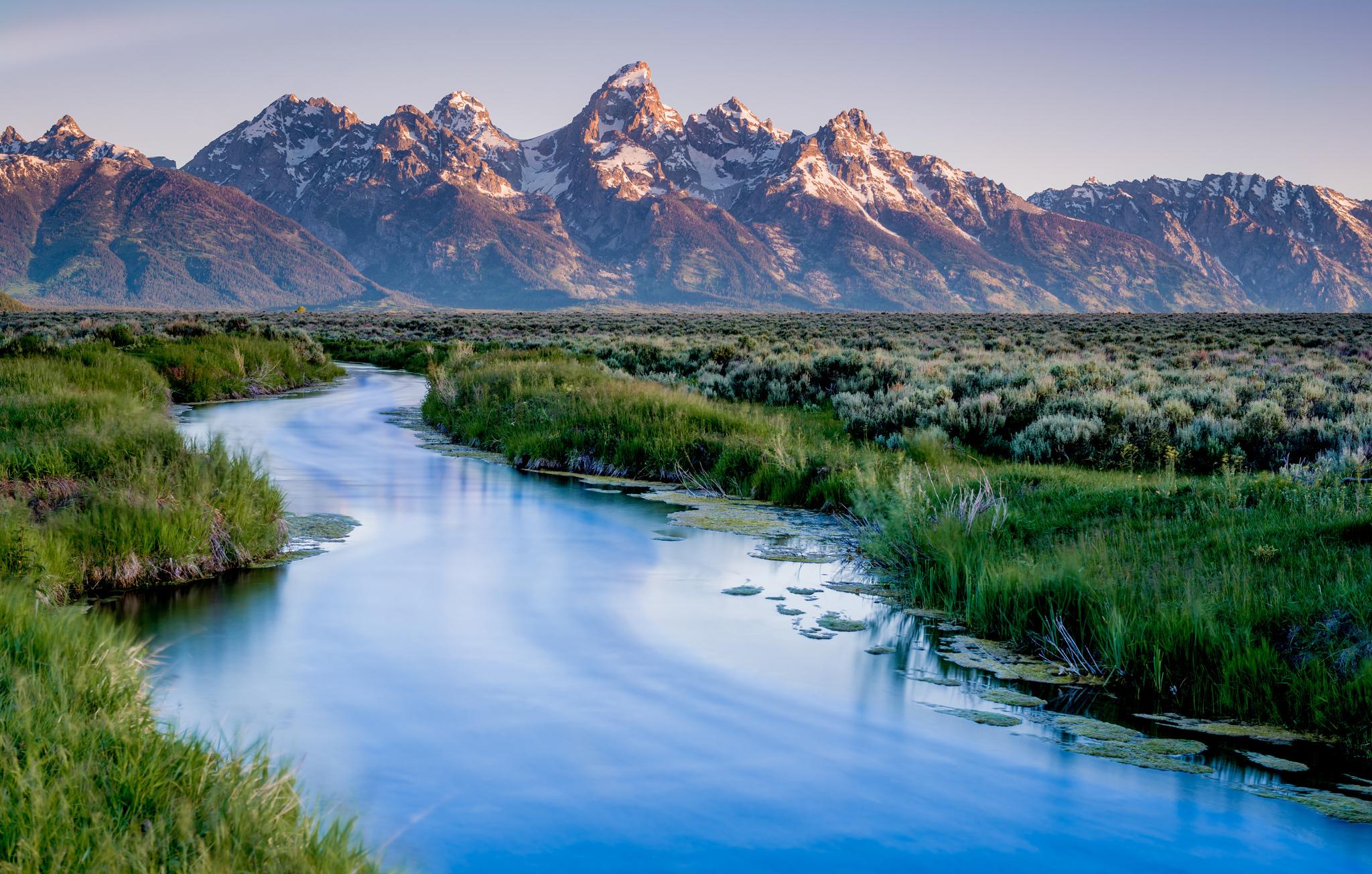 Grand Teton National Park HD Wallpaper Background Image 2048x1304