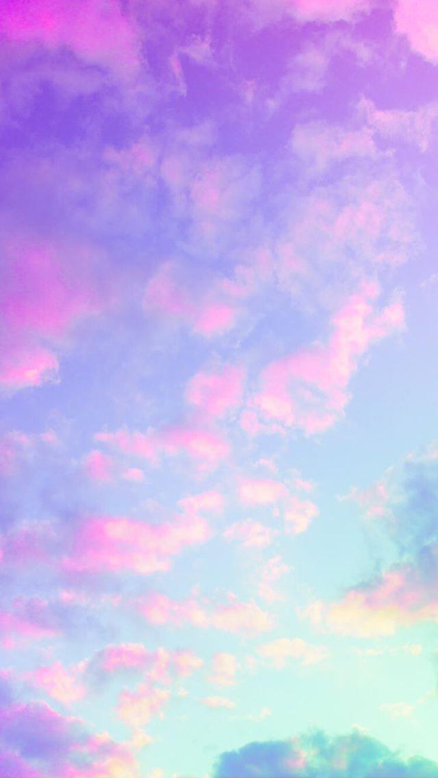 Pastel Cloud Background Portrait   640x1136   Download HD 640x1136