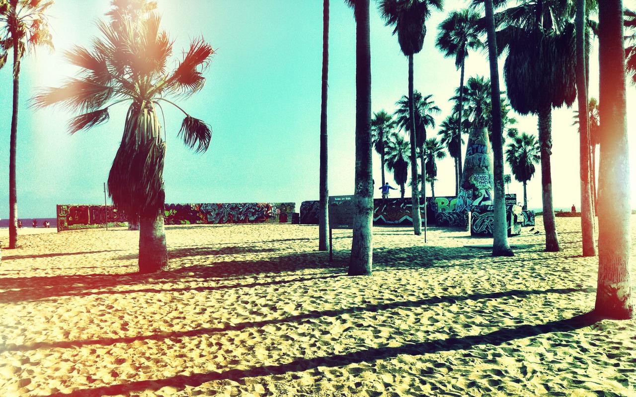 Hipster Beach Tumblr 1280x800