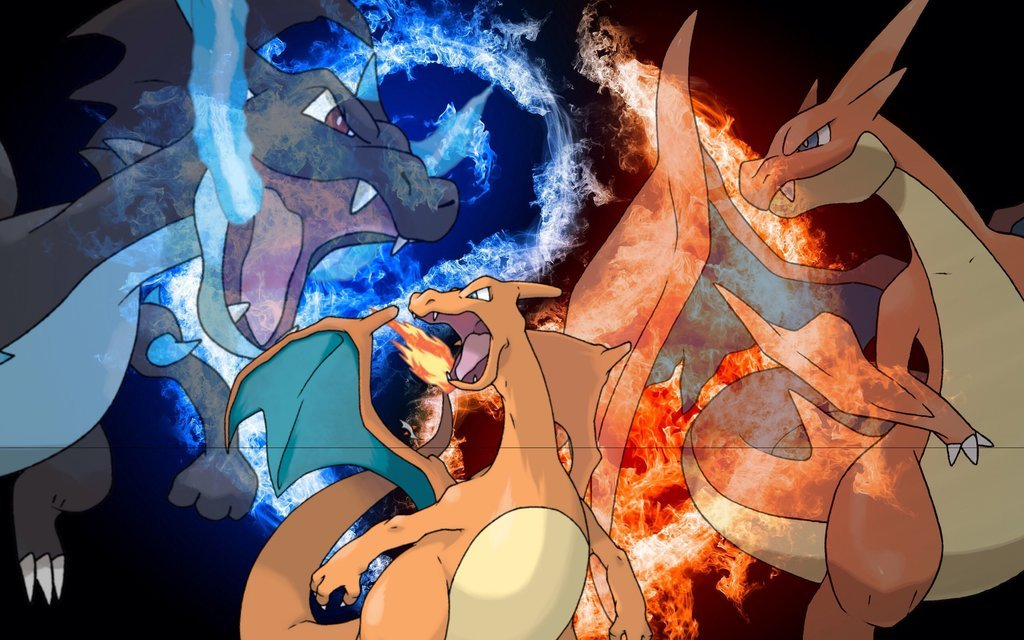 Pokemon Mega Charizard y Wallpaper Mega Charizard x And y 1024x640